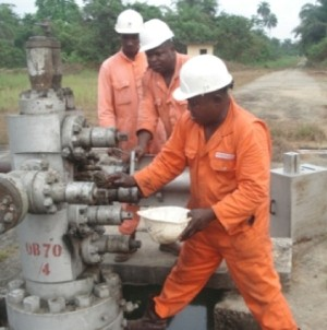 RECENT WELLHEAD XMAS TREES VALVES AND SDV (CCU) REPAIRS/ SERVICES AT TOTAL OML 58